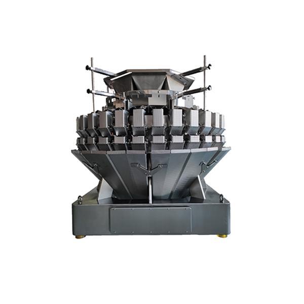 模块化32头0.5升混料组合秤(花纹板)
